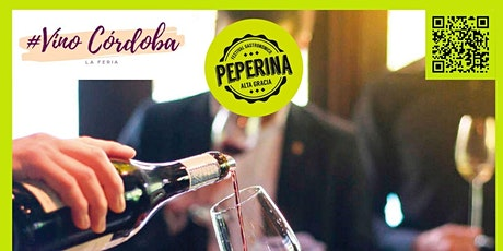 #Vino Córdoba La Feria - Peperina - 9 al 12 de abril 2020 entradas
