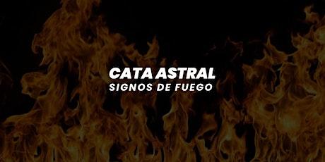 Cata astral: Signos de fuego y sus vinos. entradas