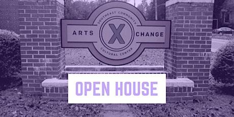 ArtsXchange Open House tickets