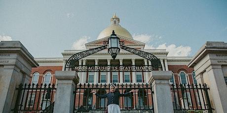 Anne Hutchinson Tour of Boston (July 2020) tickets