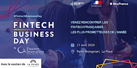 Fintech Business Day billets
