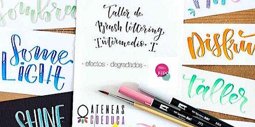 TALLER DE LETTERING CREATIVO (aplicaciones en Marketing online y offline)