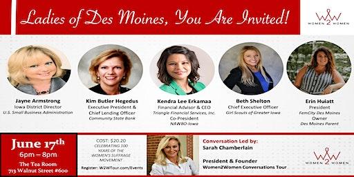 Women2Women - Des Moines, IA