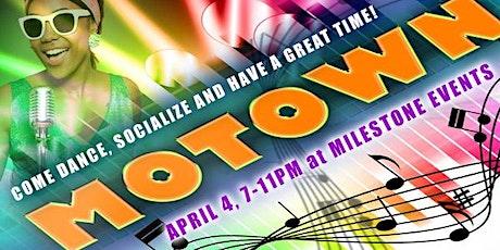 Motown Night at Milestone tickets