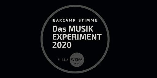 BARCAMP GESANG 2020