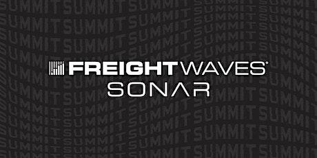 Session VI:  SONAR Summit at FreightWaves LIVE Atlanta tickets