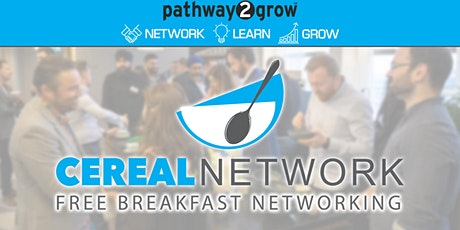 Cereal Network - Free Breakfast Networking Birmingham Tues 3rd November tickets