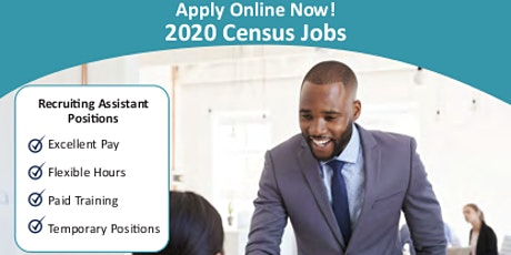 BEOC ATTAIN LAB:  Resource and 2020 Census Application Fair tickets