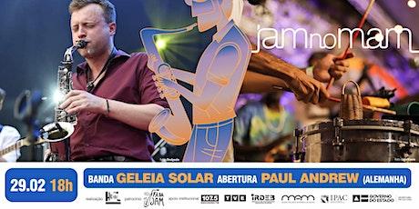 JAM no MAM 29/02/2020 ingressos