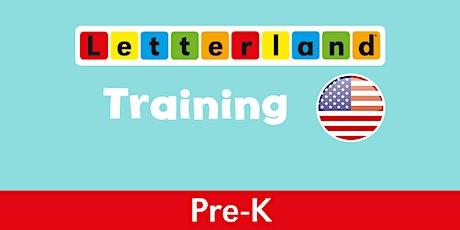 Pre-K Letterland Training- Elizabeth City, NC  tickets