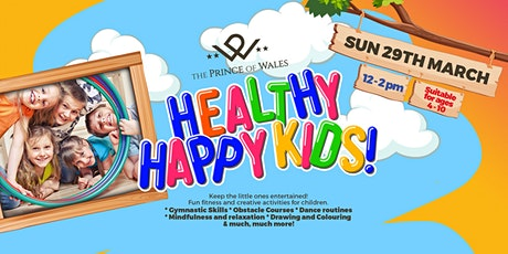 Healthy, Happy Kids : Fun Activity Day tickets