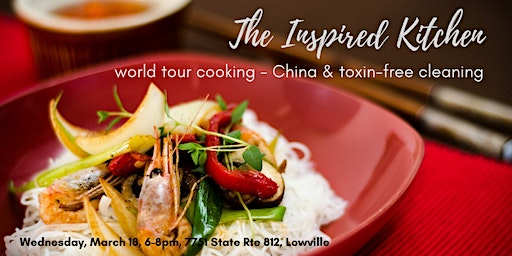 World Tour Cooking & Toxin-Free Cleaning