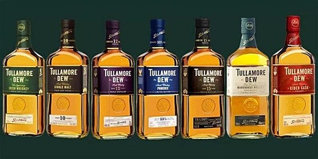 An Evening of Irish Whiskey with Tullamore Dew and Down House tickets