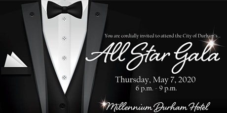 City of Durham All Star Gala tickets
