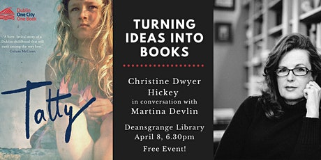 Dublin One City One Book: Turning Ideas into Books tickets
