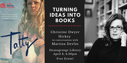 Dublin One City One Book: Turning Ideas into Books