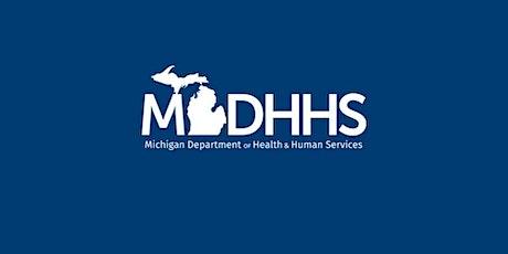 MDHHS Future of Behavioral Health: Provider Forum tickets