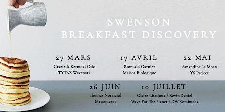 Breakfast Discovery billets
