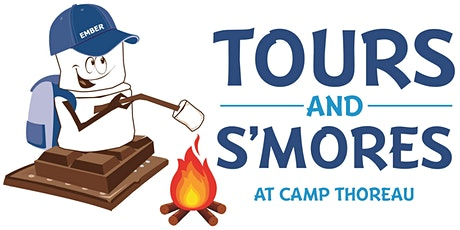 POSTPONED: Tours & S'Mores at Camp Thoreau tickets