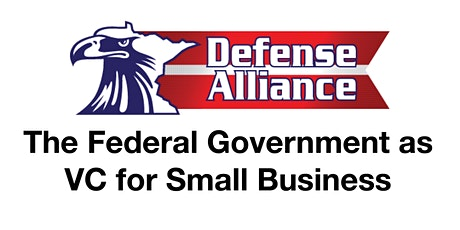 The Federal Government as a VC for Small Business tickets