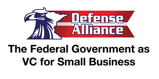 The Federal Government as a VC for Small Business