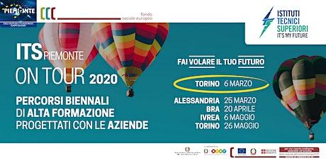 [RINVIATO ] ITS on Tour  - Torino 6 marzo 2020 biglietti