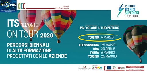 [RINVIATO ] ITS on Tour  - Torino 6 marzo 2020