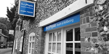 Bury Physio - Educational Series Lecture 2 tickets