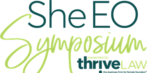SheEO Symposium presented by Thrive Law, P.A.