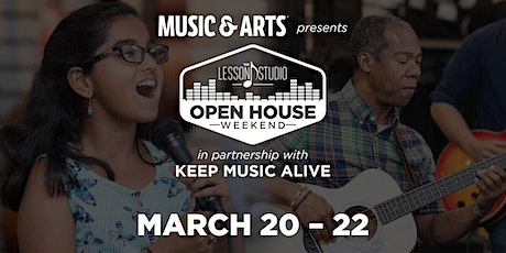 Lesson Open House West Knoxville tickets