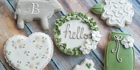 Beginner Cookie Decorating - Farmhouse Chic tickets