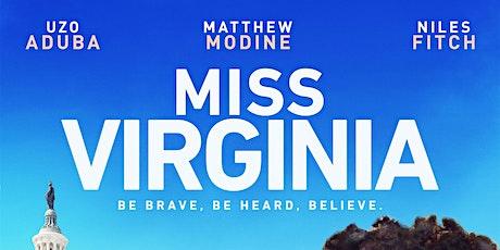 "Free Screening of ""Miss Virginia"" Movie tickets"
