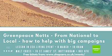 Nottingham - Carbon Neutral 2028 tickets