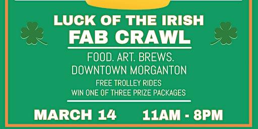 """""""Luck of the Irish"""" FAB Crawl"""