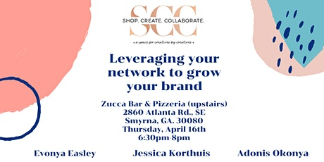 Leveraging your Creative Network to Grow Your Business tickets
