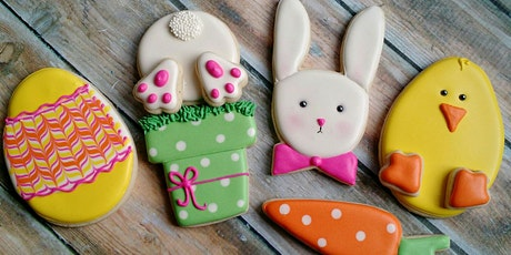 Beginner Cookie Decorating - Easter tickets