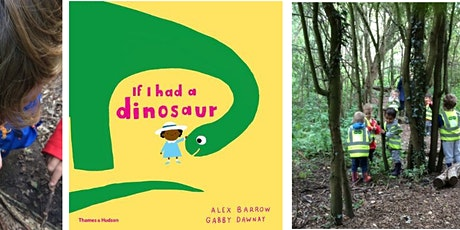 Wild Families Under 5s: Dino Discovery tickets