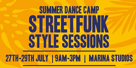 Streetfunk Style Sessions tickets