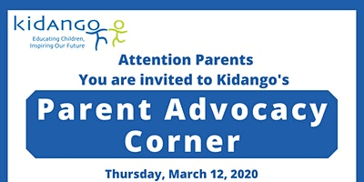 Parent Advocacy Corner at Paul Miller