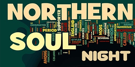 Norther Soul Night Bromsgrove tickets