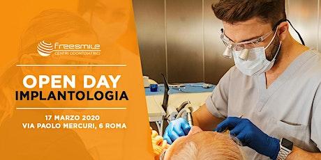 Open Day Implantologia  17 Marzo biglietti