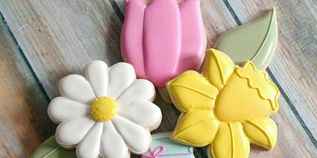 Beginner Cookie Decorating - Mothers Day tickets
