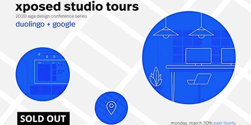 Conference Studio Tours: Duolingo + Google