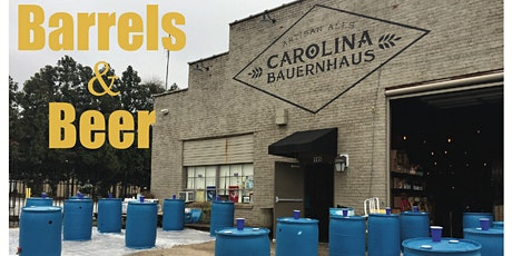 Barrels & Beer tickets