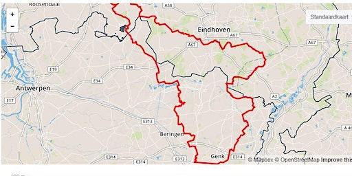 Luc Invites Cycling Team de Bolusberg Voor Een Rondje Kempen 310KM