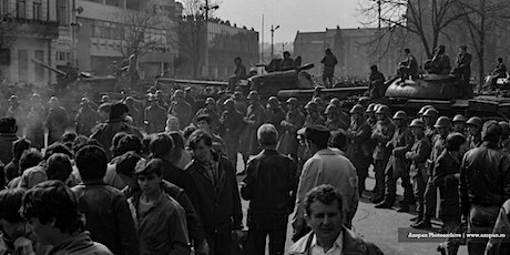 Black March 1990 Revisited - 30 years since the Ethnic Clashes in Romania tickets