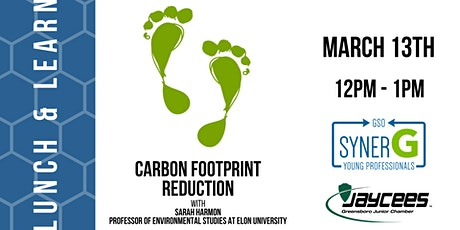 Lunch & Learn: Reducing Your Carbon Footprint tickets