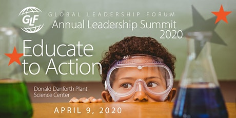 2020 Global Leadership Forum Summit: Educate to Action tickets