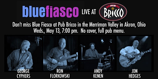 Blue Fiasco at Pub Bricco