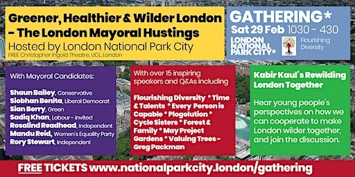 National Park City Gathering